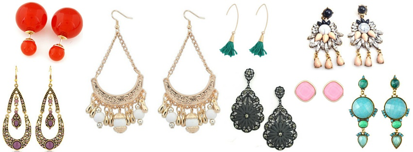 Choosing earrings to suit your face