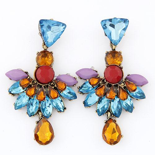 Vespana chandelier earrings shop online empayah jewellery brisbane vespana chandelier earrings aloadofball Image collections